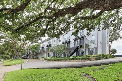Dallas Condo For Sale: 7829 Royal Lane