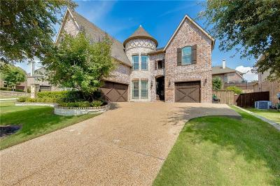 Allen Single Family Home For Sale: 1500 Willingham Drive
