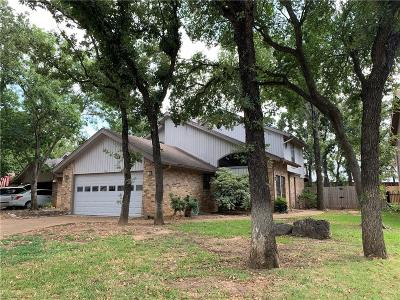 Trophy Club Single Family Home For Sale: 110 Summit Cove