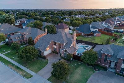 Coppell Single Family Home For Sale: 111 Trinity Court