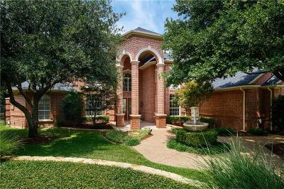 Colleyville Single Family Home For Sale: 2600 Independence Road