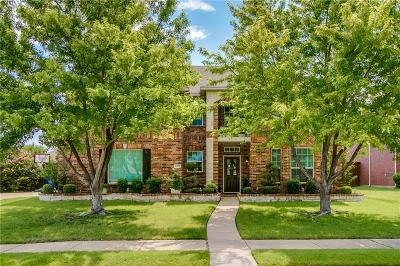 Wylie Single Family Home Active Option Contract: 1309 Luverne Drive