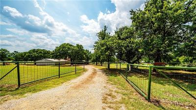 Springtown Single Family Home For Sale: 1646 County Road 3672
