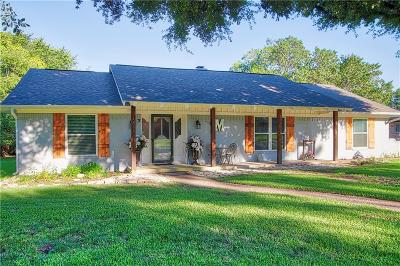 Sherman Single Family Home For Sale: 1807 Westside Drive
