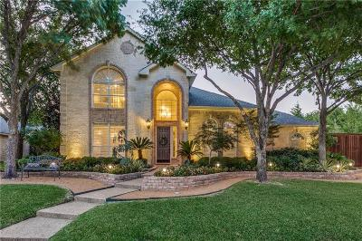 Dallas County Single Family Home Active Option Contract: 1883 Prairie Dog Run