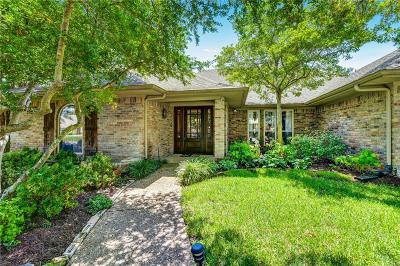 Plano Single Family Home For Sale: 3612 Cross Bend Road