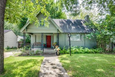 Dallas Single Family Home For Sale: 2438 Sharon Street