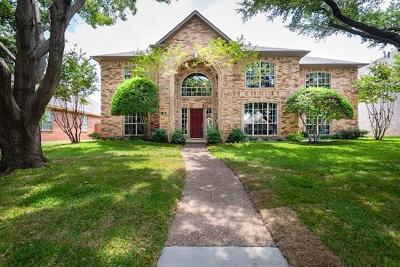 Plano Single Family Home For Sale: 3512 Cabriolet Court