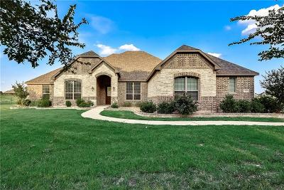 Waxahachie Single Family Home For Sale: 121 Oak Vista Road