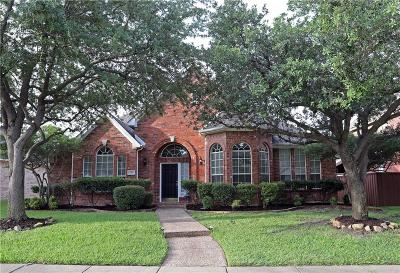 Allen Single Family Home For Sale: 1311 Capstan Drive