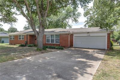 North Richland Hills Single Family Home Active Kick Out: 7108 Deville Drive