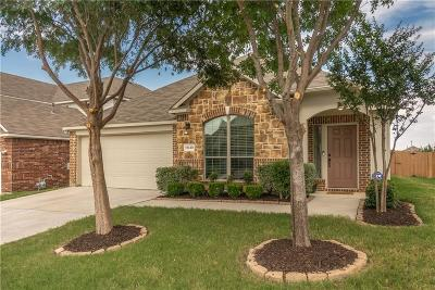 Fort Worth Single Family Home Active Option Contract: 12440 Lonesome Pine Place