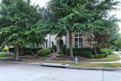 Mckinney Single Family Home For Sale: 829 Chapel Hill Lane