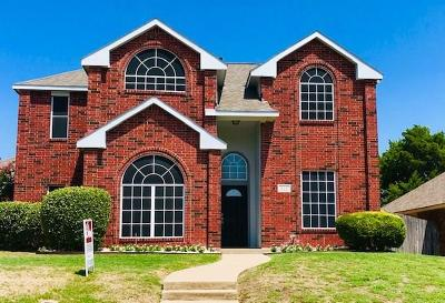 Duncanville Single Family Home Active Option Contract: 343 Morning Dove Drive