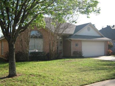Grapevine Residential Lease For Lease: 1907 Mill Pond Drive