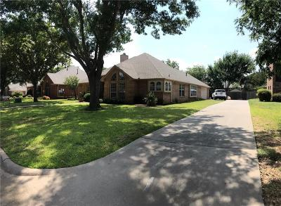 Denton Single Family Home For Sale: 1008 Indian Ridge Drive
