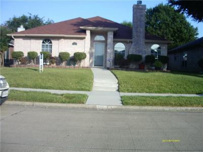 Mesquite Single Family Home For Sale: 1916 Walden Place