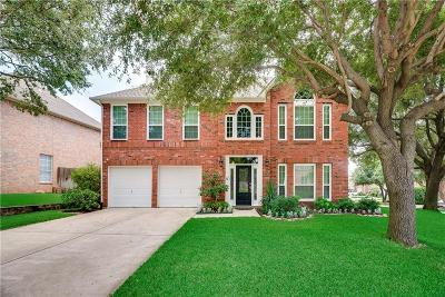 Grapevine Single Family Home For Sale: 2700 Pin Oak Drive