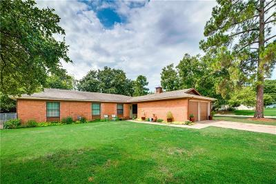 Hurst Single Family Home For Sale: 825 Timberhill Drive