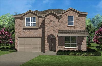 Fort Worth Single Family Home For Sale: 9205 Nickel Creek Drive