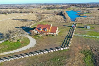Wise County Farm & Ranch For Sale: 4768 N Fm 730 Road
