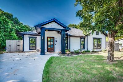 Waxahachie Single Family Home Active Contingent: 1204 Wyatt Street