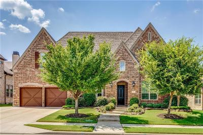 Frisco Single Family Home For Sale: 7505 Rose Garden Boulevard
