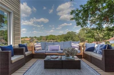 Azle Single Family Home For Sale: 528 Harbor Drive