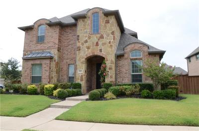 Frisco Single Family Home For Sale: 1882 Bridle Boulevard