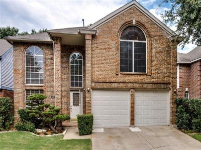 Irving Single Family Home For Sale: 430 Moonlight Way