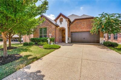 McKinney Single Family Home For Sale: 5625 Green Moss
