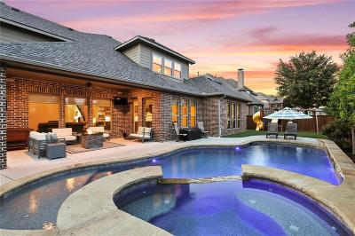 Prosper Single Family Home For Sale: 4240 Whitley Place Drive