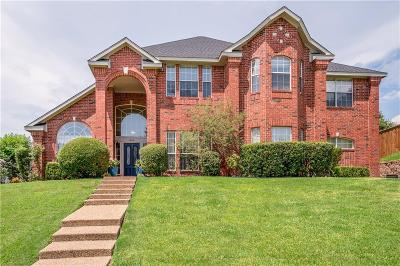 Rockwall Single Family Home For Sale: 1606 N Hills Drive