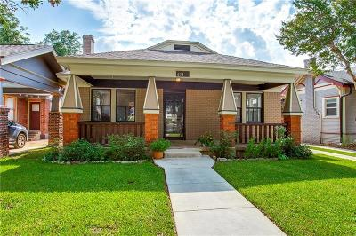 Oak Cliff Annex, Oak Cliff Anx Add, Oak Cliff Estates, Oak Cliff Gardens, Oak Cliff Original, Oak Cliff Original Town Of Single Family Home For Sale: 614 N Windomere Avenue