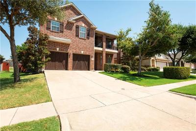 McKinney Single Family Home For Sale: 5104 Summit View Drive
