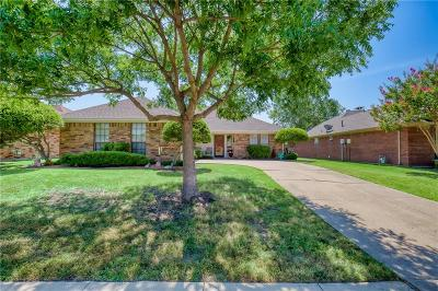 Wylie Single Family Home For Sale: 112 N Rustic Trail