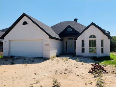 Weatherford Single Family Home For Sale: 1600 Town Creek Circle
