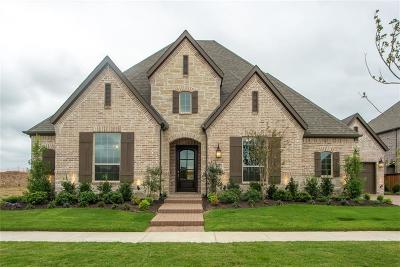 Prosper Single Family Home For Sale: 4421 Mill Branch