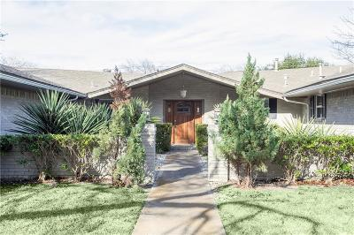 Dallas County Single Family Home For Sale: 5631 McShann Road