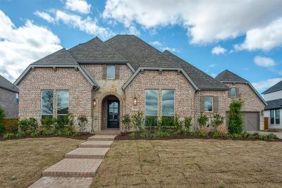 Prosper Single Family Home For Sale: 220 Albright