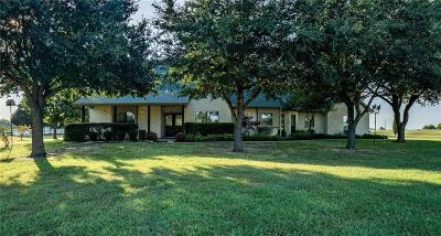 Terrell Single Family Home Active Option Contract: 11935 County Road 354