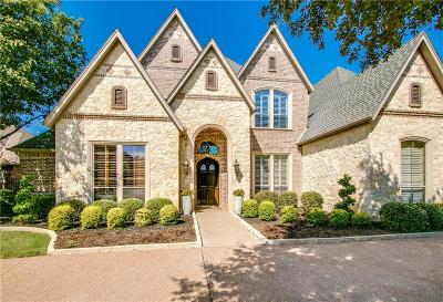 Southlake Single Family Home For Sale: 1608 Byron Nelson Parkway