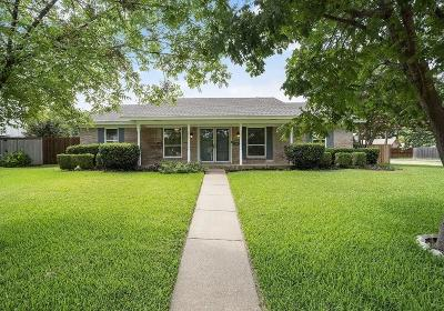 Richardson Single Family Home For Sale: 2119 Flat Creek Drive