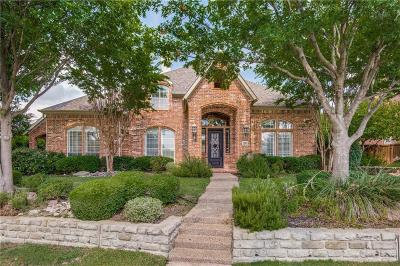 Frisco Single Family Home For Sale: 5964 Burkett Drive