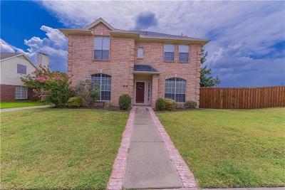 Allen Single Family Home For Sale: 602 English Oak Drive