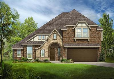 Mesquite Single Family Home For Sale: 3217 Fox Ridge Trail