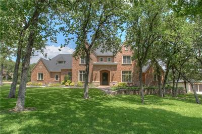 Fort Worth Single Family Home For Sale: 10536 Silver Fox Court