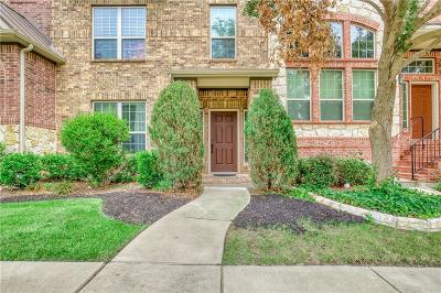 Carrollton Townhouse For Sale: 2126 McParland Court