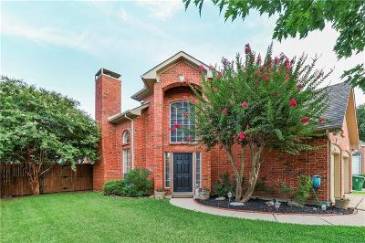 Flower Mound Single Family Home Active Option Contract: 2304 Sunflower Lane