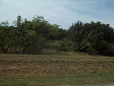 Brownwood TX Residential Lots & Land For Sale: $10,000